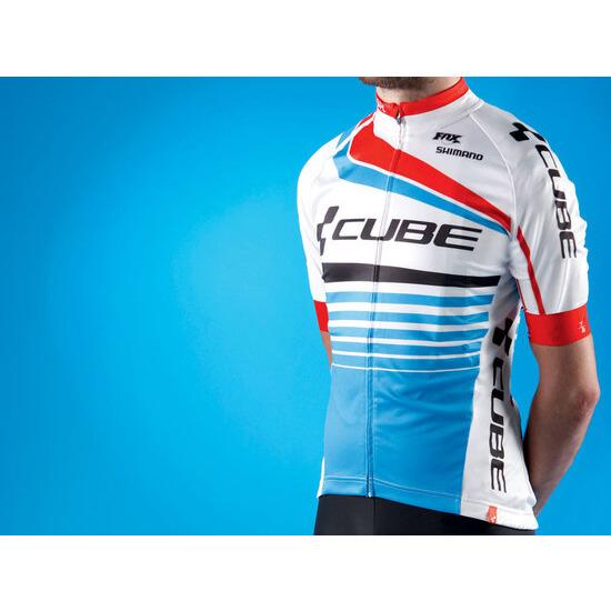 Cube Teamline Jersey