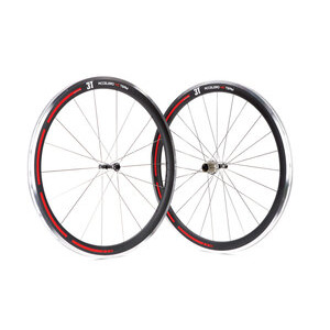 Photo of 3T Accelero 40 Team Wheelset Bicycle Component