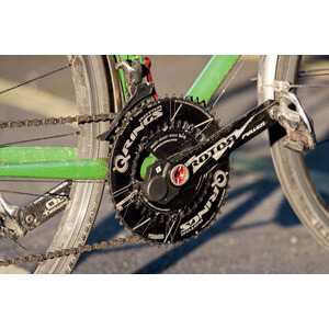 Photo of Rotor Power Crank 110 BCD Bicycle Component