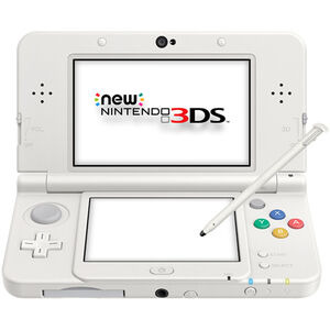 Photo of New Nintendo 3DS Games Console