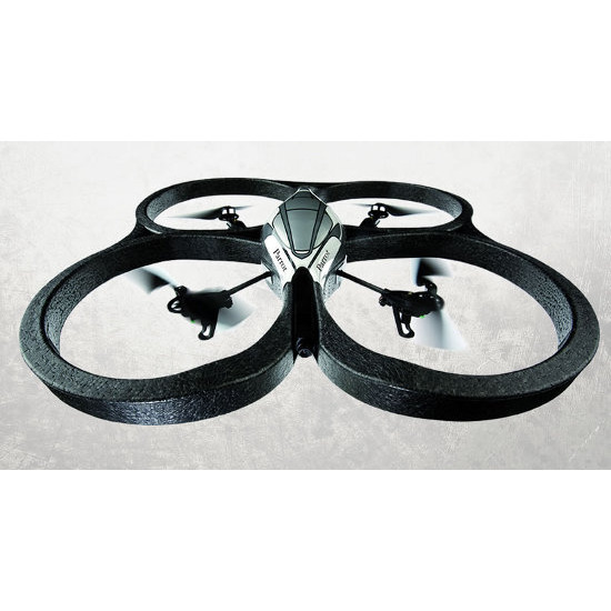 Parrot AR.Drone Wi-Fi Quadricopter for iPhone / iPod / iPad