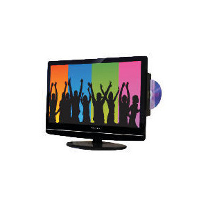 """Photo of TECHNIKA 19-240 19"""" HDR  LCD USB RECORD DVD&FVIEW Television"""