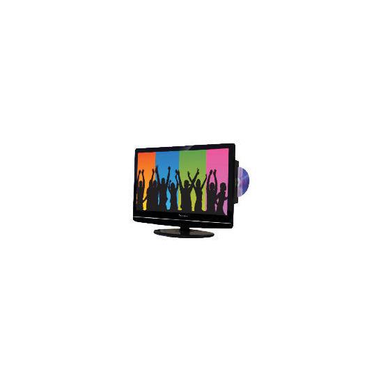 "TECHNIKA 19-240 19"" HDR  LCD USB RECORD DVD&FVIEW"