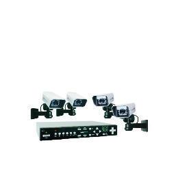 Byron 320GB quad CCTV System DVR320SET Reviews