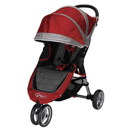 Baby Jogger City Mini 3-Wheeler Pushchair Reviews