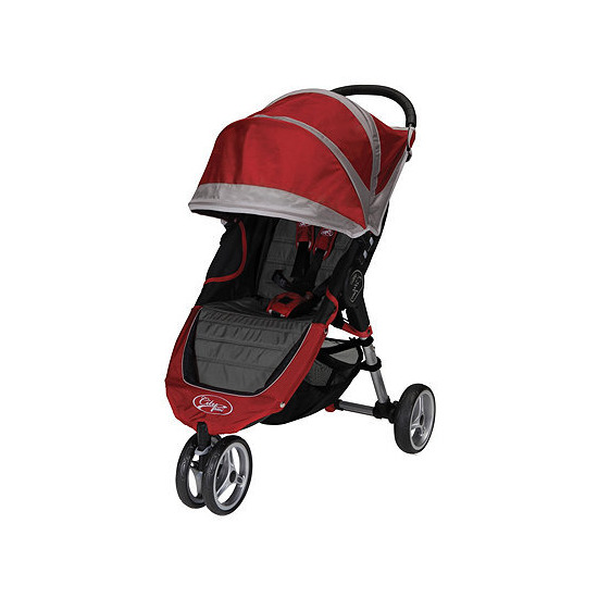 Baby Jogger City Mini 3 Wheeler Pushchair Reviews And Prices Reevoo