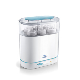 Philips SCF284 Avent 3 in 1 electric steam steriliser Reviews