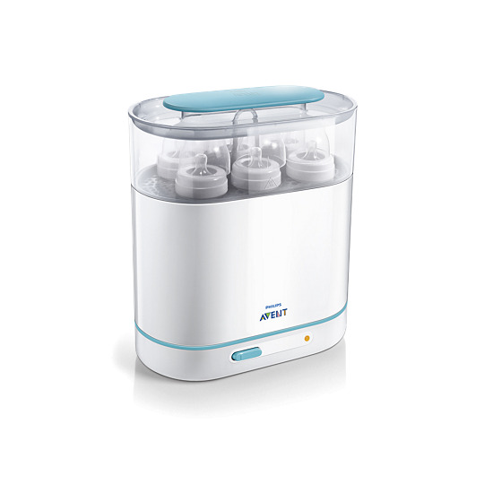 Philips SCF284 Avent 3 in 1 electric steam steriliser