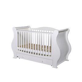Tutti Bambini Louis Fix Side Cot Bed
