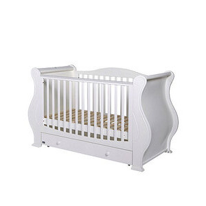 Photo of Tutti Bambini Louis Fix Side Cot Bed Baby Product