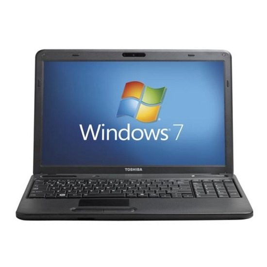 Toshiba Satellite C660D-102