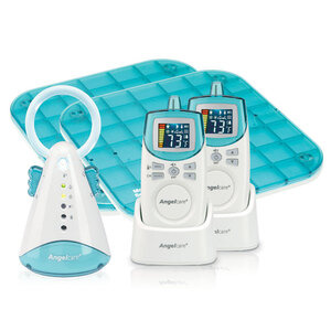 Photo of Angelcare AC401 Deluxe Movement and Sound Monitor Baby Monitor