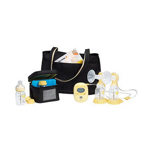 Photo of Medela Freestyle Double Electric Breast Pump Baby Bottles and Feeding
