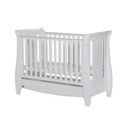 Katie Cot Bed - White Reviews