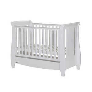 Photo of Katie Cot Bed - White Baby Product
