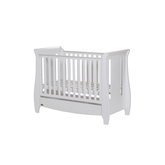 Katie Cot Bed - White