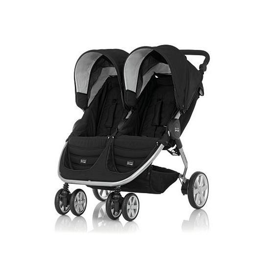 Britax B-Agile Twin Stroller
