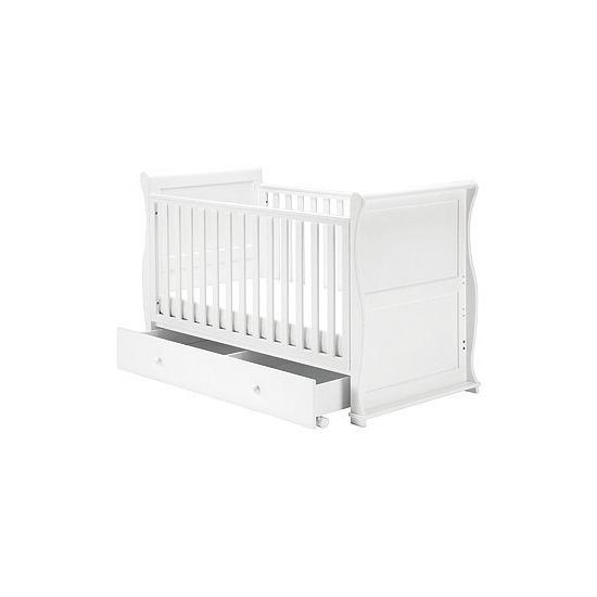 East Coast Nursery Alaska Sleigh Cot Bed