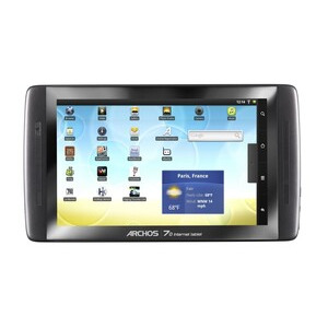 Photo of Archos 70 250GB Tablet PC