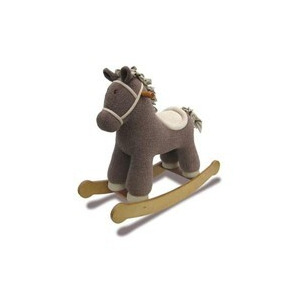 Photo of Little Bird Told Me Hobnob Rocking Horse Toy