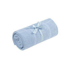 Photo of Mothercare Cellular Cotton Blanket Baby Product
