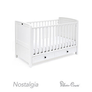 Photo of Silver Cros Nostalgia Cot Bed Baby Product
