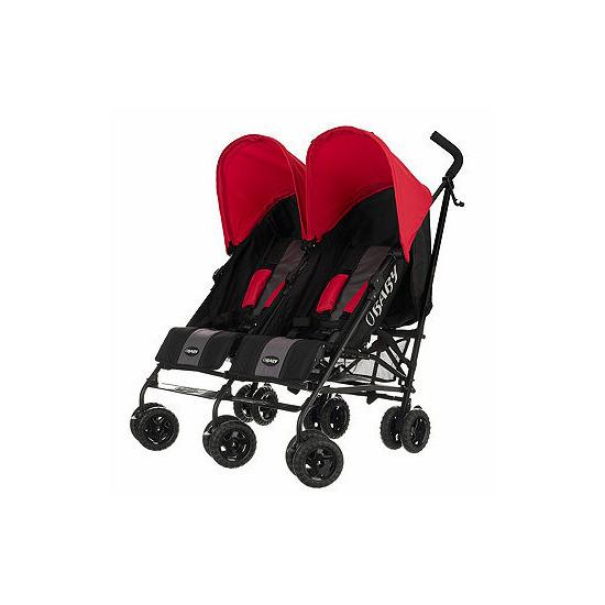 Obaby Apollo Twin Stroller