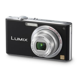 Photo of Panasonic Lumix DMC-FX33 Digital Camera