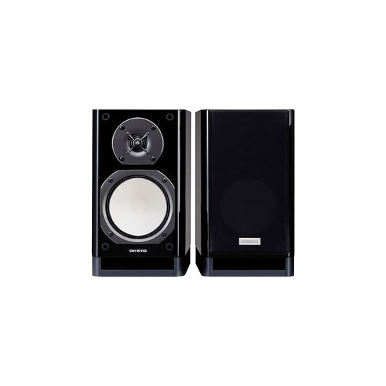 ONKYO DN10BX SPEAKERS HIGH GLOSS BLACK
