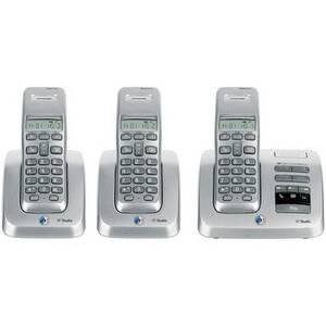 Photo of BT Studio 3500 Phone - Trio Landline Phone
