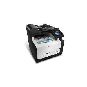 Photo of HP LaserJet Pro CM1415FNW Printer