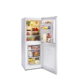 Montpellier MS148W 48cm Wide Static 50-50 Freestanding Fridge Freezer White Reviews