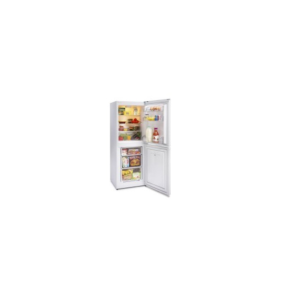 Montpellier MS148W 48cm Wide Static 50-50 Freestanding Fridge Freezer White