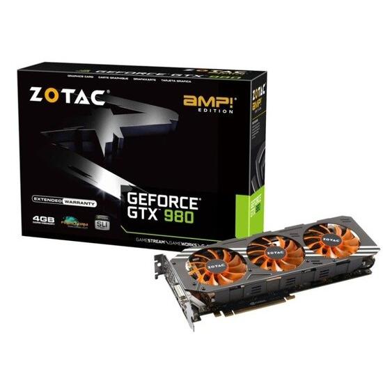Zotac GTX 980 AMP! Edition