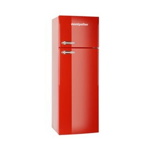 Photo of Montpellier MAB345R  Fridge Freezer