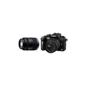 Photo of Panasonic DMC-G10 With 14-42MM and 45-200MM Lenses Digital Camera