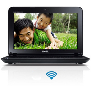 Photo of Dell Mini Inspiron 1018 Laptop