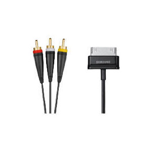 Photo of Samsung Galaxy TV Out Cable Adaptors and Cable