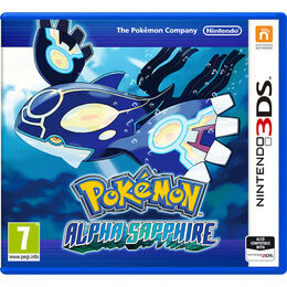 Pokemon Alpha Sapphire 3DS Reviews