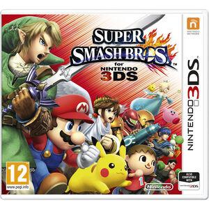 Photo of Super Smash Bros (3DS) Video Game