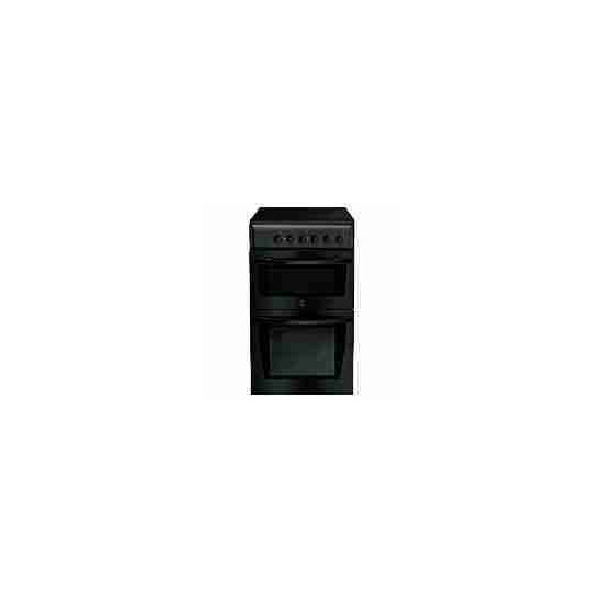 Indesit KD3C1AG Twin Cavity Cooker