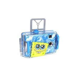 Photo of SpongeBob Underwater Digital Camera Toy