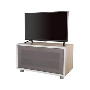 Photo of AVF Connect Whitewashed Oak Modular TV Stand - 1 Unit TV Stands and Mount
