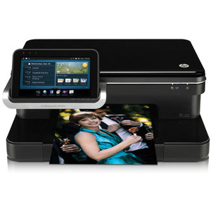 Photo of HP Photosmart EStation C510 Printer