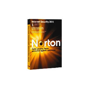Photo of Norton Internet Security 1 User 2011 Software