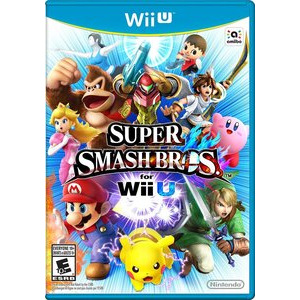 Photo of Super Smash Bros - Wii U Video Game