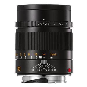 Photo of Leica Summarit-m 90MM F/2.4 Lens