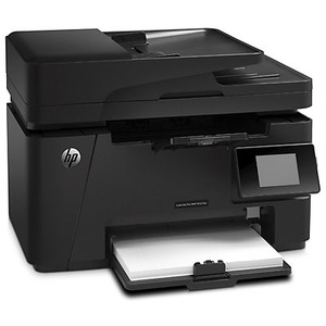 Photo of HP LaserJet Pro MFP M127FW Printer