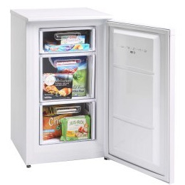 Montpellier MZF48W 48cm Wide Freestanding Freezer White Reviews