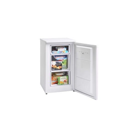 Montpellier MZF48W 48cm Wide Freestanding Freezer White